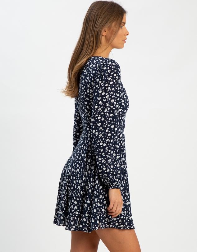 Women Thinking About You Mini Dress