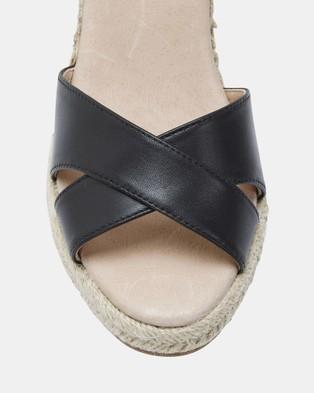 Jane Debster Dynasty - Sandals (BLACK)