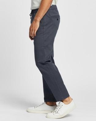 Abercrombie & Fitch Sneaker Pants - Pants (Grey Plaid)