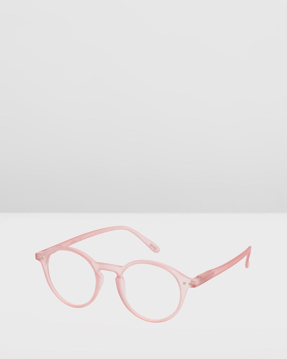 IZIPIZI Reading Collection D Optical Pink