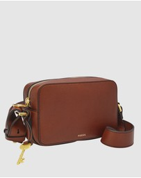 Fossil - Billie Brown Shoulder Bag