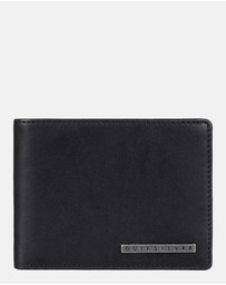 Quiksilver - Mens Gutherie Leather Wallet