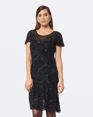Alannah Hill – Evening Glamour Dress Black
