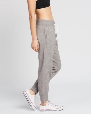 Polo Ralph Lauren Ankle Sweatpants   Exclusives - Sweatpants (Dark Vintage Heather)