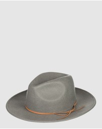Quiksilver - Mens Burners Felt Sun Hat