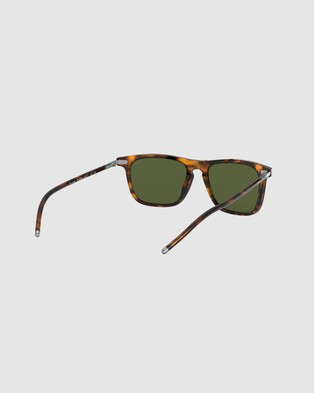 Polo Ralph Lauren 0PH4168 - Sunglasses (Havana)