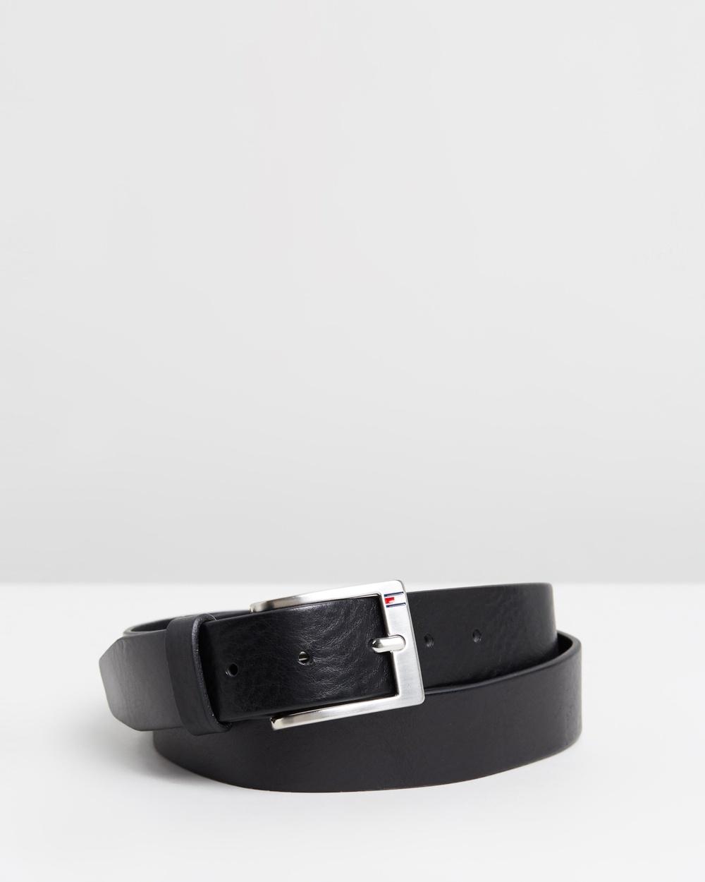 Tommy Hilfiger New Aly Belt Belts Black