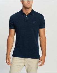 Polo Ralph Lauren - Custom Slim Fit Short Sleeve Knit Polo - Exclusives