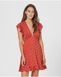 Auguste The Label - Polly Sunday Mini Dress