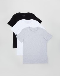 Cotton On - Essential Tee 3-Pack