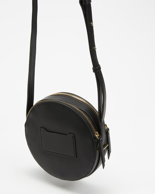 Nine West Round About Cross Body - Bags (Black)