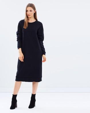 Primness – Nexty Jumper Dress – Dresses (Noir)
