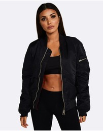 Nicky Kay - Reversible Bomber Jacket