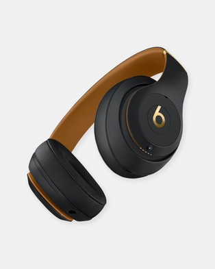 Beats by Dr. Dre - Studio3 Wireless Over Ear Headphones The Skyline Collection Tech Accessories (Midnight Black) Over-Ear