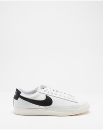Nike - Blazer Low Leather - Men's