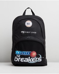 First Ever - NBL - New Zealand Breakers Team Backpack
