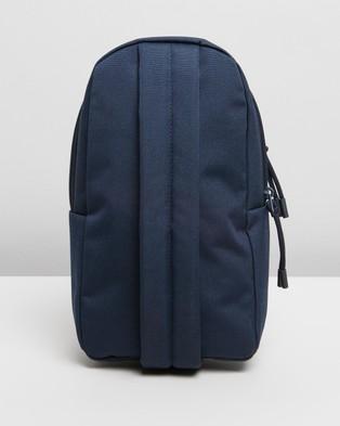 Lacoste Neocroc Cross Body Bag - Backpacks (Peacoat)
