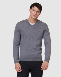 Jack London - V Neck Knit
