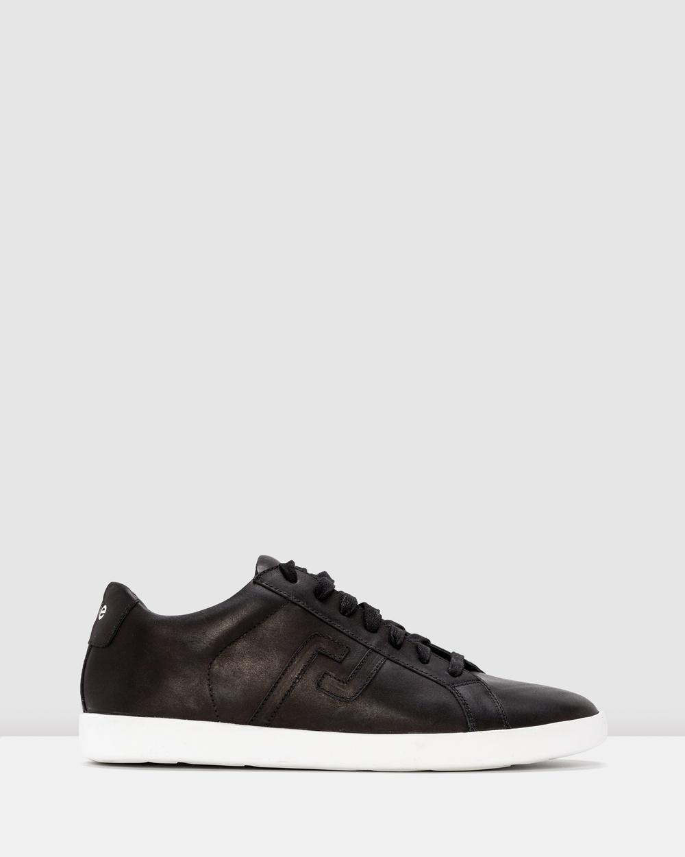 Rollie Prime Mens Sneakers Lifestyle Black Australia