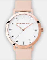 Christian Paul - Luxe Angel 43mm Watch