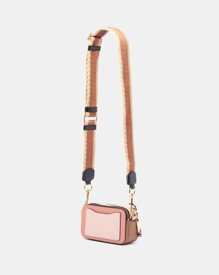 The Marc Jacobs Snapshot - Handbags (New Rose Multi)