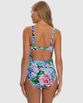 Aqua Blu Australia Blossom DD E Cup One Piece - One-Piece / Swimsuit (Blossom)