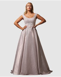 Tania Olsen Designs - Damalia Prom Dress