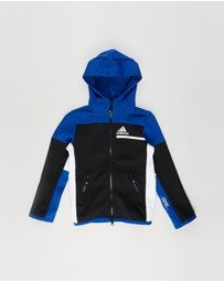 adidas Performance - Z.N.E. Full-Zip Hoodie - Kids