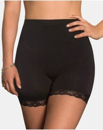 B Free Intimate Apparel - Anti-Chafing Petite Cotton Shorts