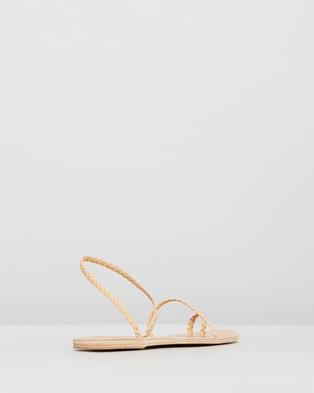 Ancient Greek Sandals Eleftheria - Sandals (Natural)