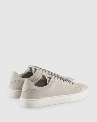 Aquila Deco Sneakers - Lifestyle Sneakers (Nubuck Light Grey)