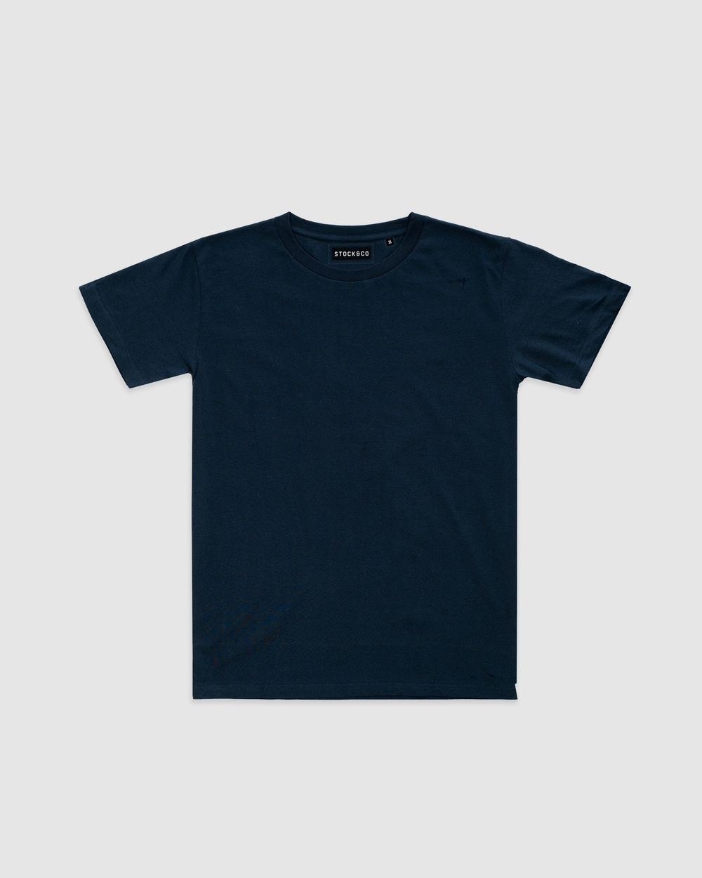Stock & Co. - Stock Tee   Kids - T-Shirts & Singlets (NAVY) Stock Tee - Kids