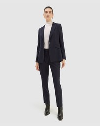 SABA - Celeste Wool Suit Pants