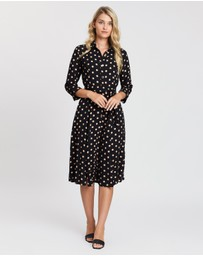 Dorothy Perkins - Spot Shirt Dress