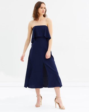 Grace Willow – Avalon Frill Dress – Bridesmaid Dresses Eclipse