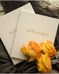 Write to Me - Well Wishes Guest Book
