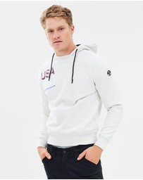 North Sails - Lowell Sweat Hoodie Reflective