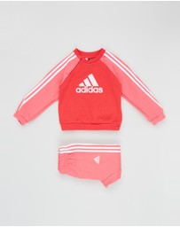 adidas Originals - Logo Fleece Jogger Set - Babies
