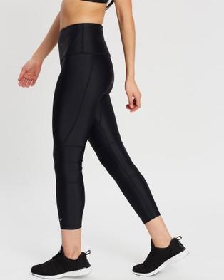 MORE BODY Companion Gracilis High Waist Leggings 7/8 Tights Black High-Waist