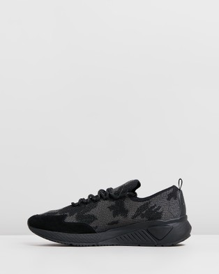 Diesel S KBY Sneakers   Men's - Sneakers (Black)