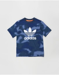 adidas Originals - Tie Dye Tee - Kids