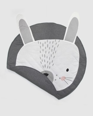 Mister Fly Bunny Playmat - Accessories (Charcoal)