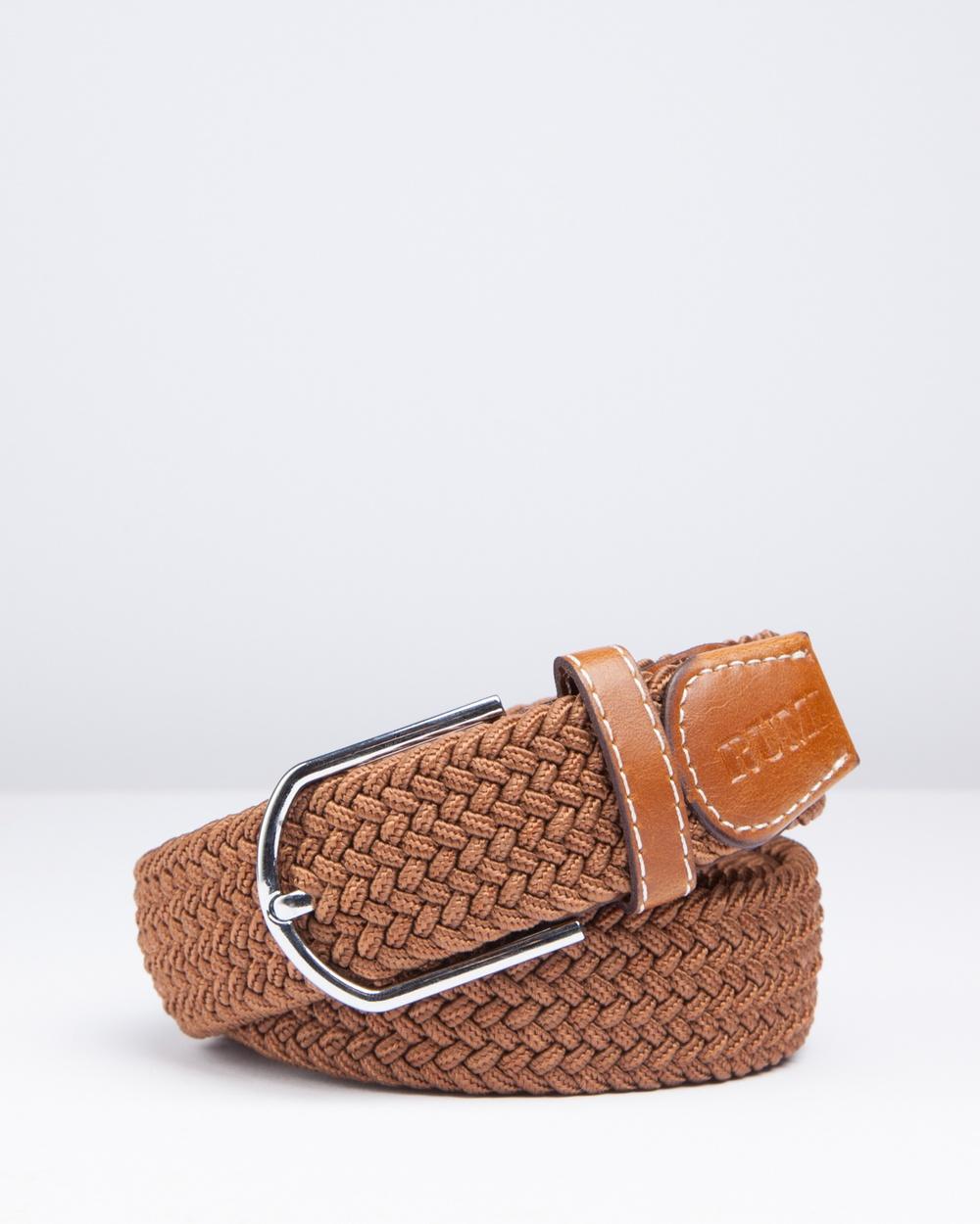 RUMI Suturro Brown Belt Belts Brown