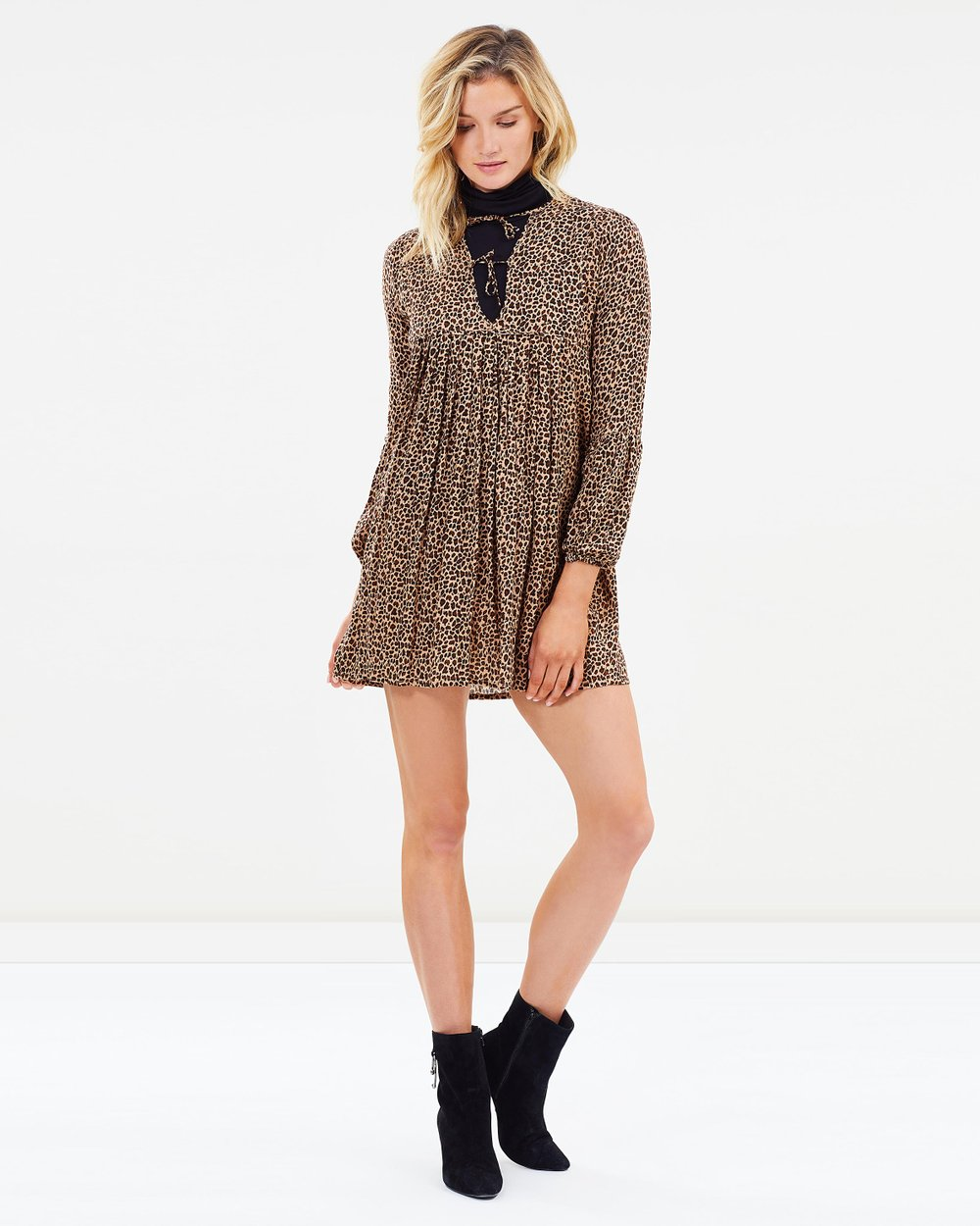d6a7f1506366 Cisco Smock Mini Dress by Auguste The Label Online | THE ICONIC | Australia