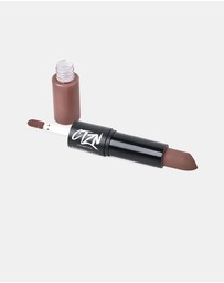 CTZN Cosmetics - Nudiversal Lip Duo London