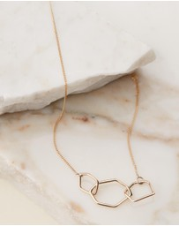 Natalie Marie Jewellery - Calder Chain Necklace