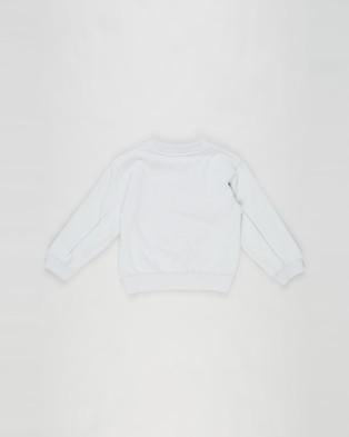 Assembly Label - Logo Fleece Kids Sweats (Sea Mist)