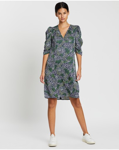 See By Chloé - Floral Print Dress