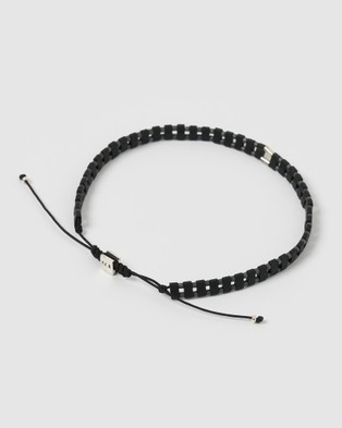 AOE MAN Otis Men's Bracelet - Jewellery (Black)