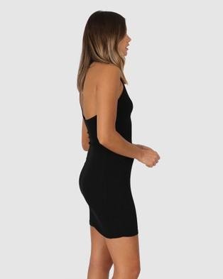 BY.DYLN Kendall Dress - Dresses (Black)